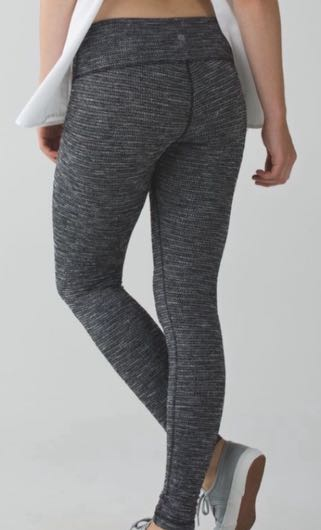 434dfb495a We're the buy/sell app for cute clothes. Say to being bored of your clothes.  Home Lululemon Speckled Grey Leggings
