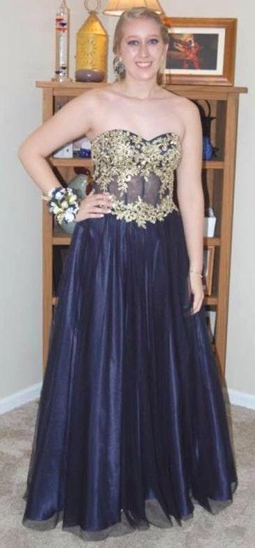 Prom Dress David's Bridal