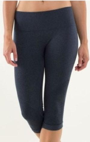 617d6360d We re the buy sell app for cute clothes. Say to being bored of your clothes.  Home Dark Grey Lululemon Cropped Leggings
