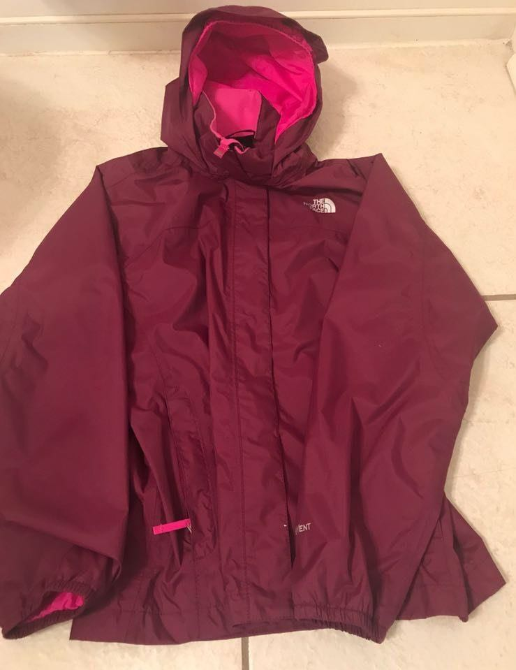The North Face Pink Jacket |