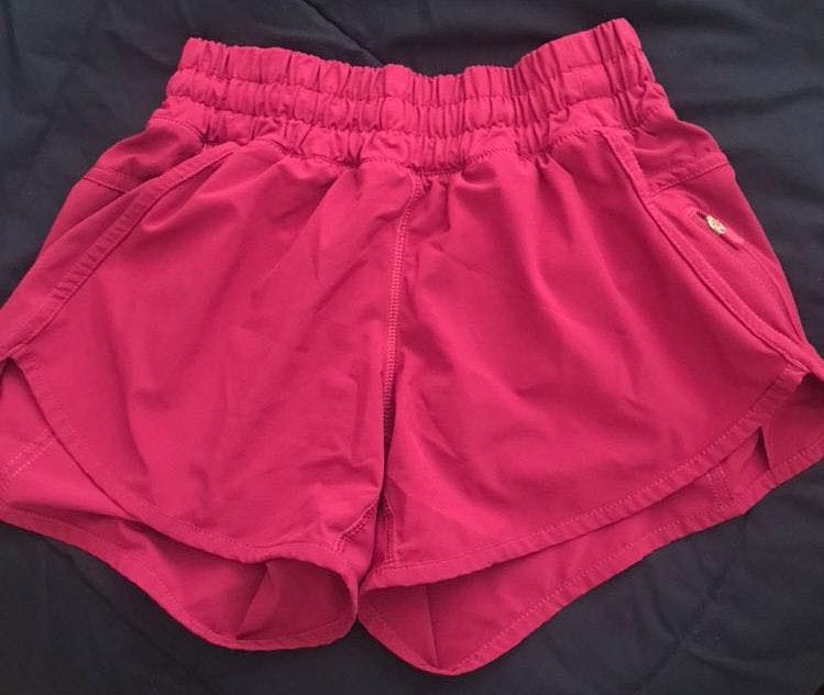 Lululemon Hotty Hot Shorts