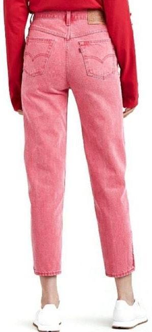 Levi's Levi's High-Waist Ankle-Length Mom Jeans