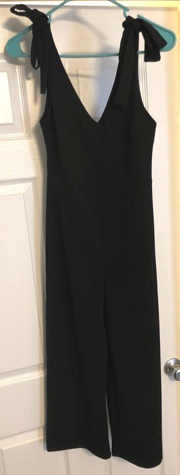 These Three Boutique Black Jumpsuit