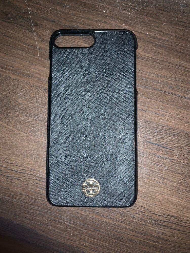 Tory Burch Black  iPhone Case