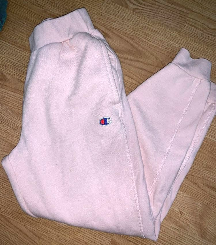 Champion Light Pink Joggers