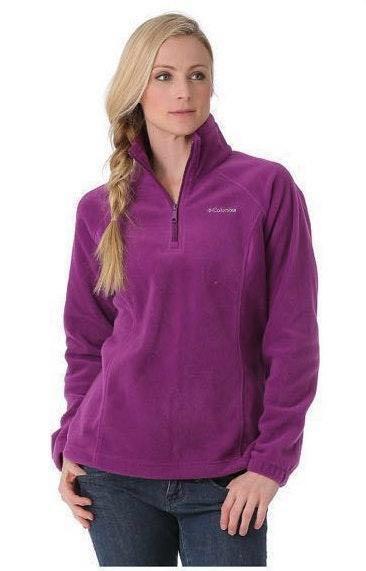 Columbia Fleece Half Zip Pullover