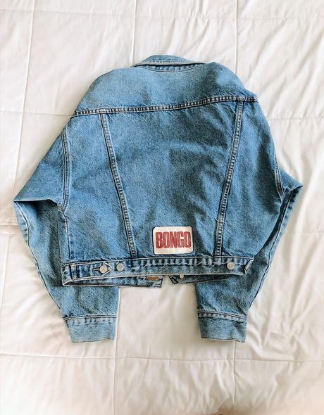Bongo denim jacket