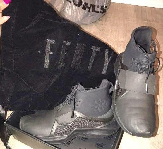 Puma Rihanna Fenty Sneakers