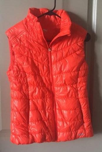 FILA Women's Puffy Vest