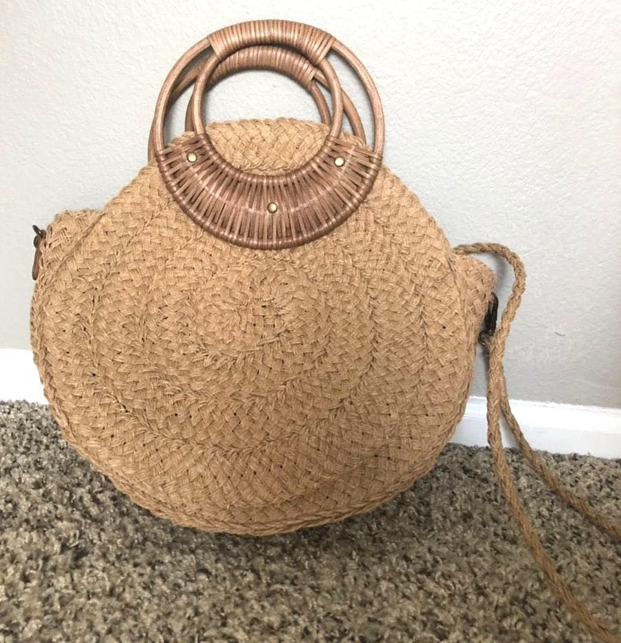 Altar'd State Woven Purse