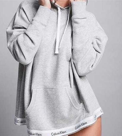 Calvin Klein banded hoodie