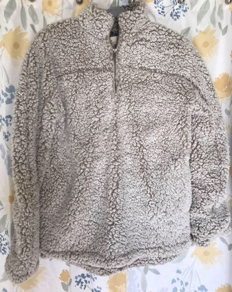 Thread and Supply Jersey Lined Sherpa
