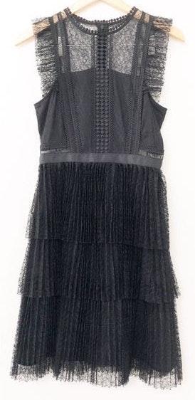 Heartloom Black Lace Dress