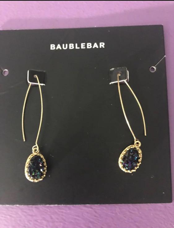 BaubleBar Stone Earrings