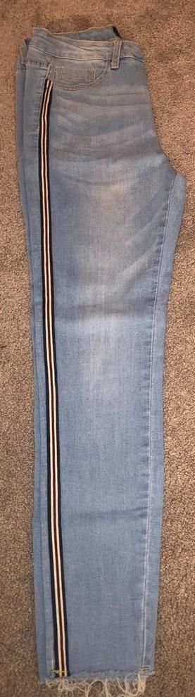 Iris Jeans Iris Striped Jeans