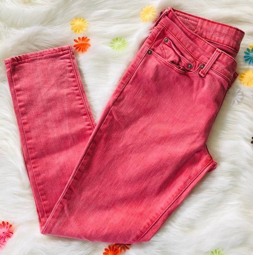 Levi's Demi Curve Jeans