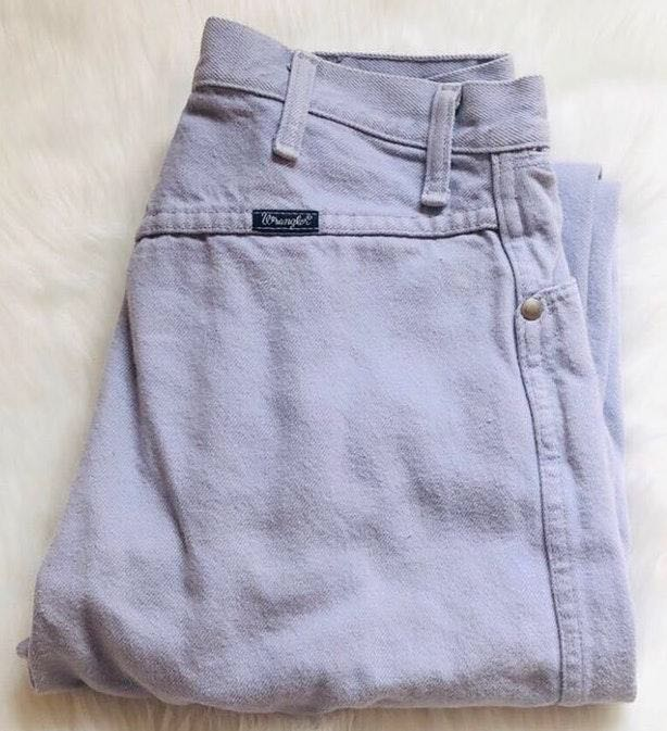 Wrangler Vtg Lilac  Jeans