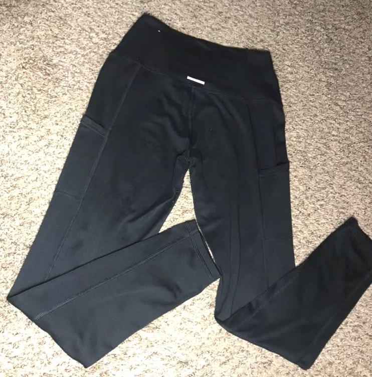 Aerie Black Athletic Leggings