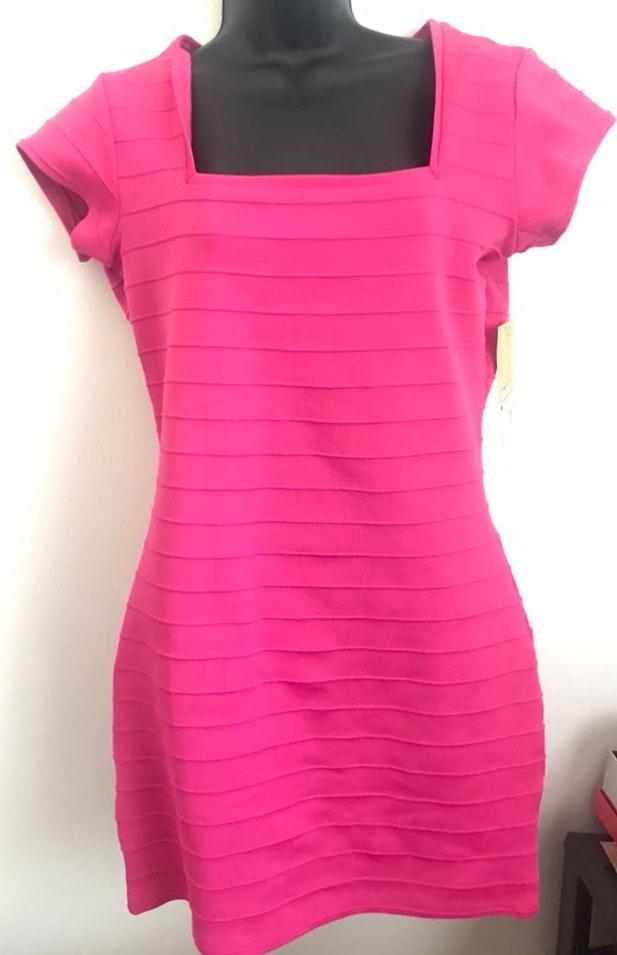 Nicki Minaj Short Pink Dress