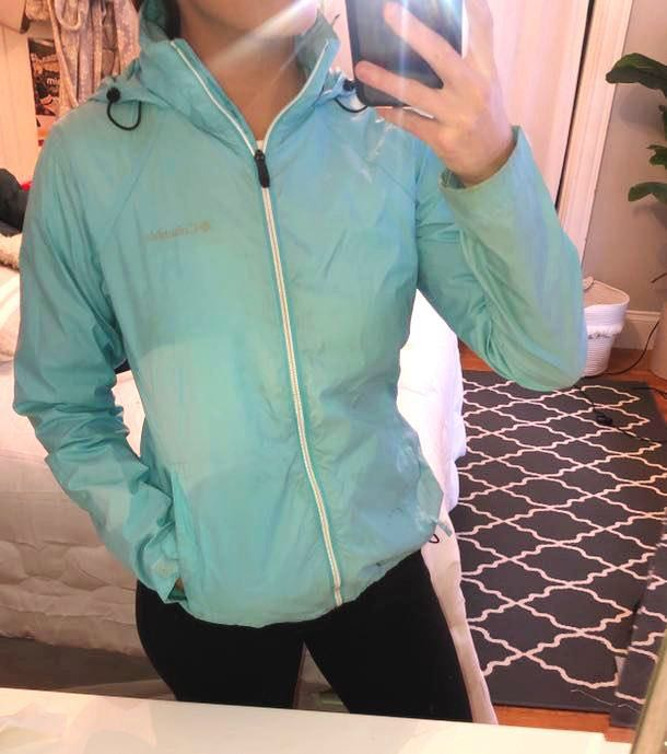 Columbia Spring Windbreaker/rain jacket