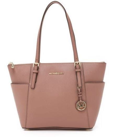 Michael Kors Dusty Rose Large Tote