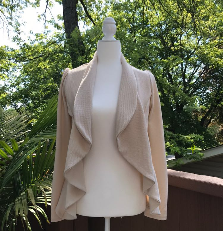 Fashion Nova NWT  Meet & Greet Blazer