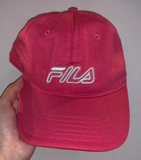 FILA Pink Hat