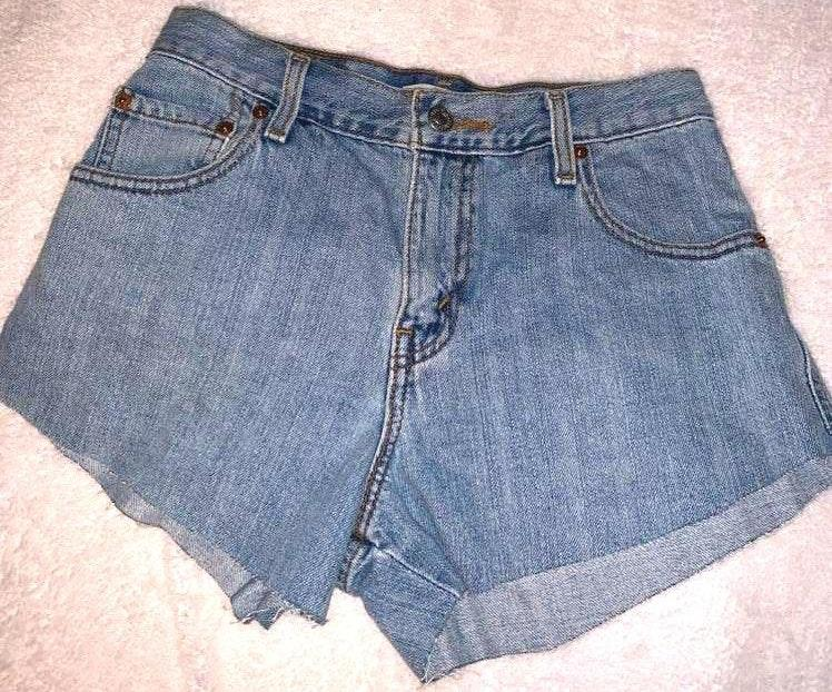 Levi's Levi Cut Off Shorts