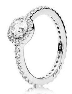Pandora Classic Elegance Ring sz 5.5