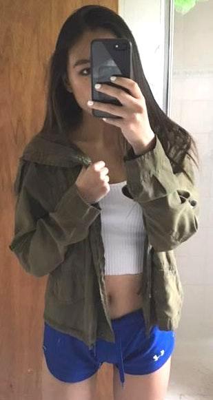 Brandy Melville Green Utility Jacket