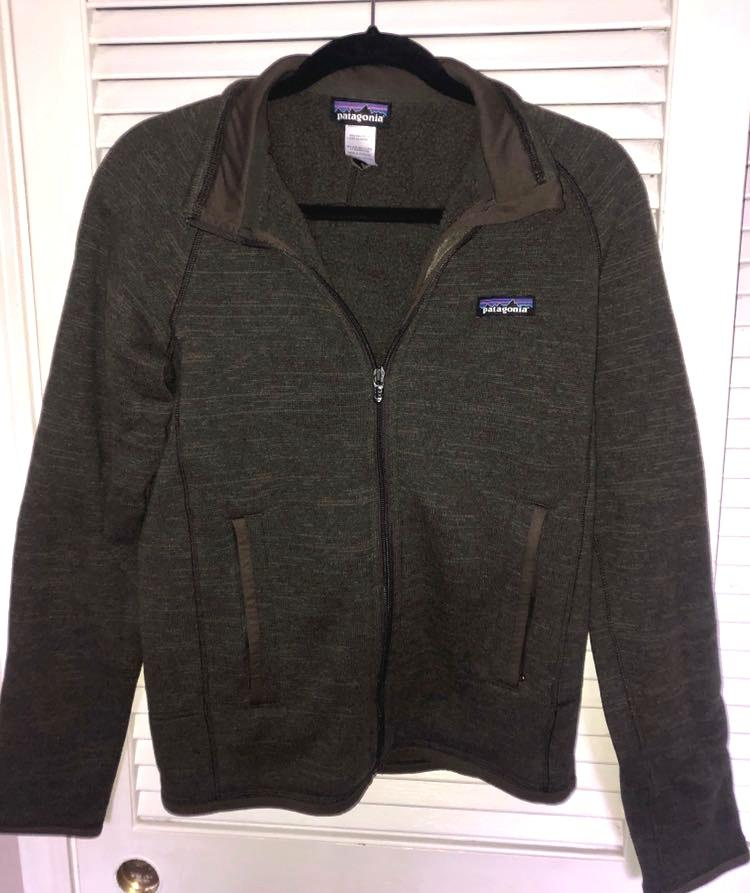 Patagonia Brown Jacket