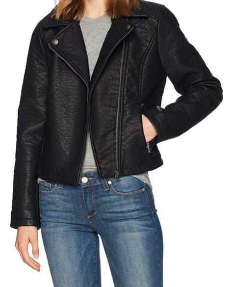 JACK Black Leather et
