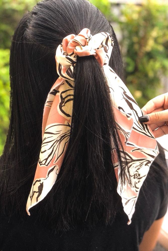 Custom Hair Scarf