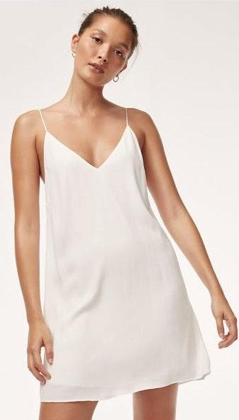Aritzia Wilfred Free Foley Camisole Dress