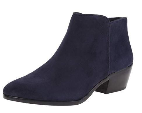 Sam Edelman Blue Booties