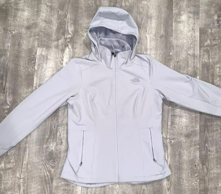 The North Face Fuzzy Waterproof Jacket