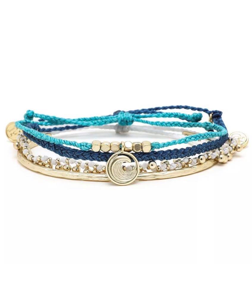 Puravida X Charly Jones Bracelet Set
