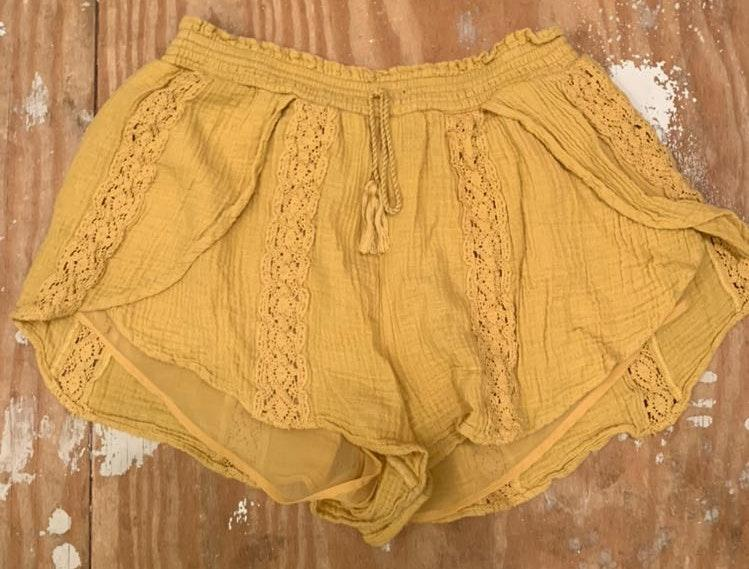 American Eagle Outfitters Flowy Shorts