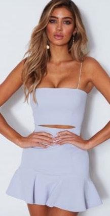White Fox Boutique brand new mini dress