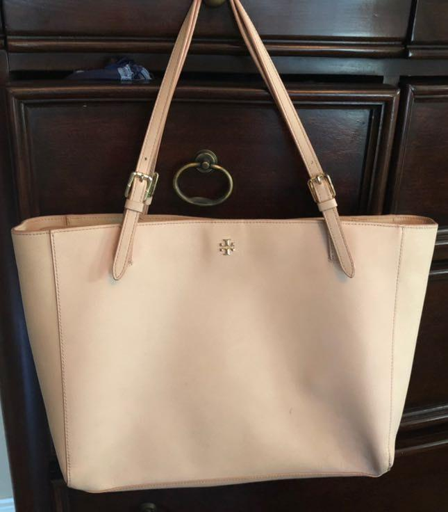 Tory Burch Large York Bucket Tote