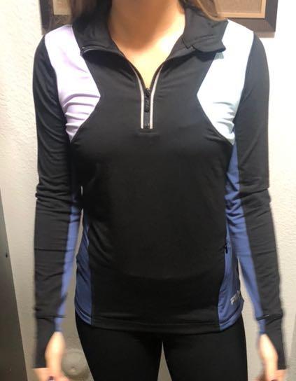 FILA Half Zip Pullover