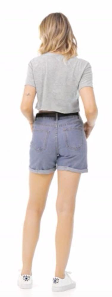 Retro High Waisted shorts