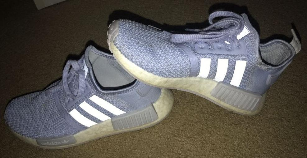 Adidas Periwinkle  Boost