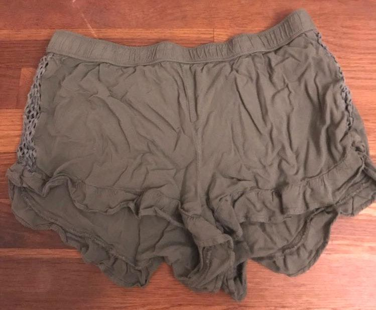 Aerie Fabric Shorts