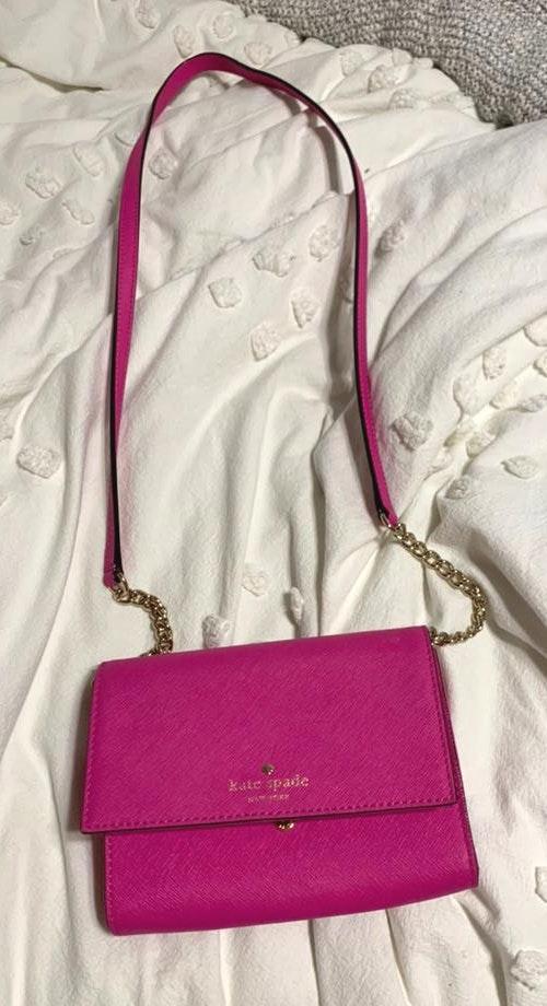 Kate Spade Pink mini purse