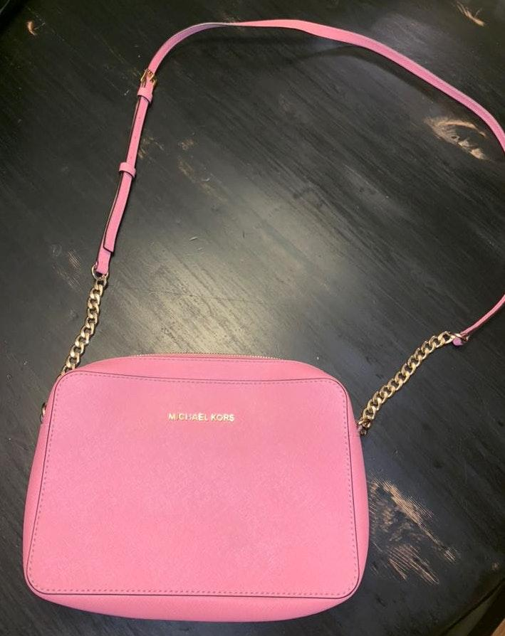Michael Kors Authentic Pink  Crossbody