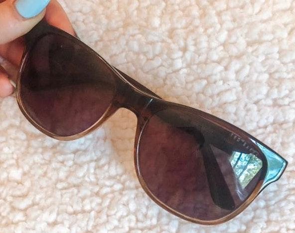 Ted Baker Tortoise Shell Sunglasses
