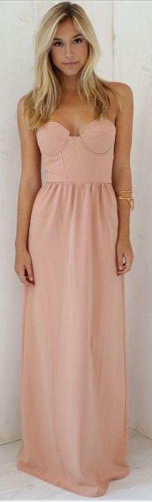 fe16665676 Sabo Skirt Pink Maxi | Curtsy