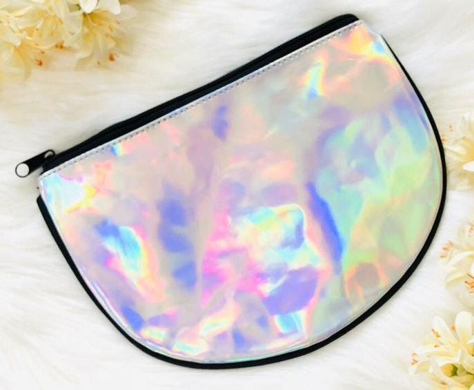 Holographic Travel Fanny Pack for Women