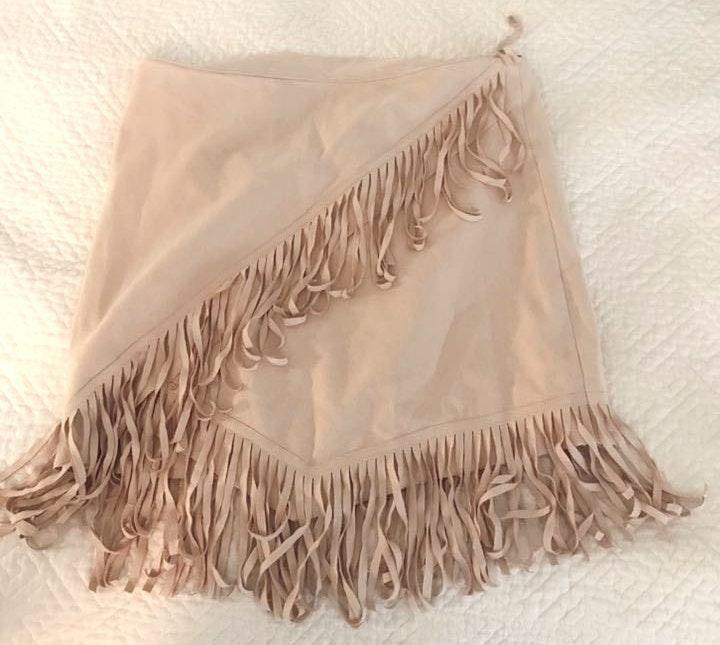 1. State Fringe Skirt